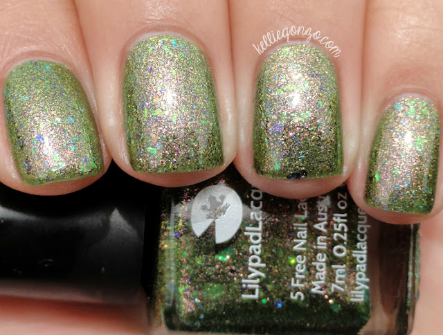 Lilypad Lacquer Guilty Pleasures