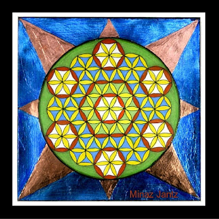 Unlimited Universe: The Flower of Life by Minaz Jantz