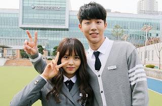 pasangan artis korea paling serasi
