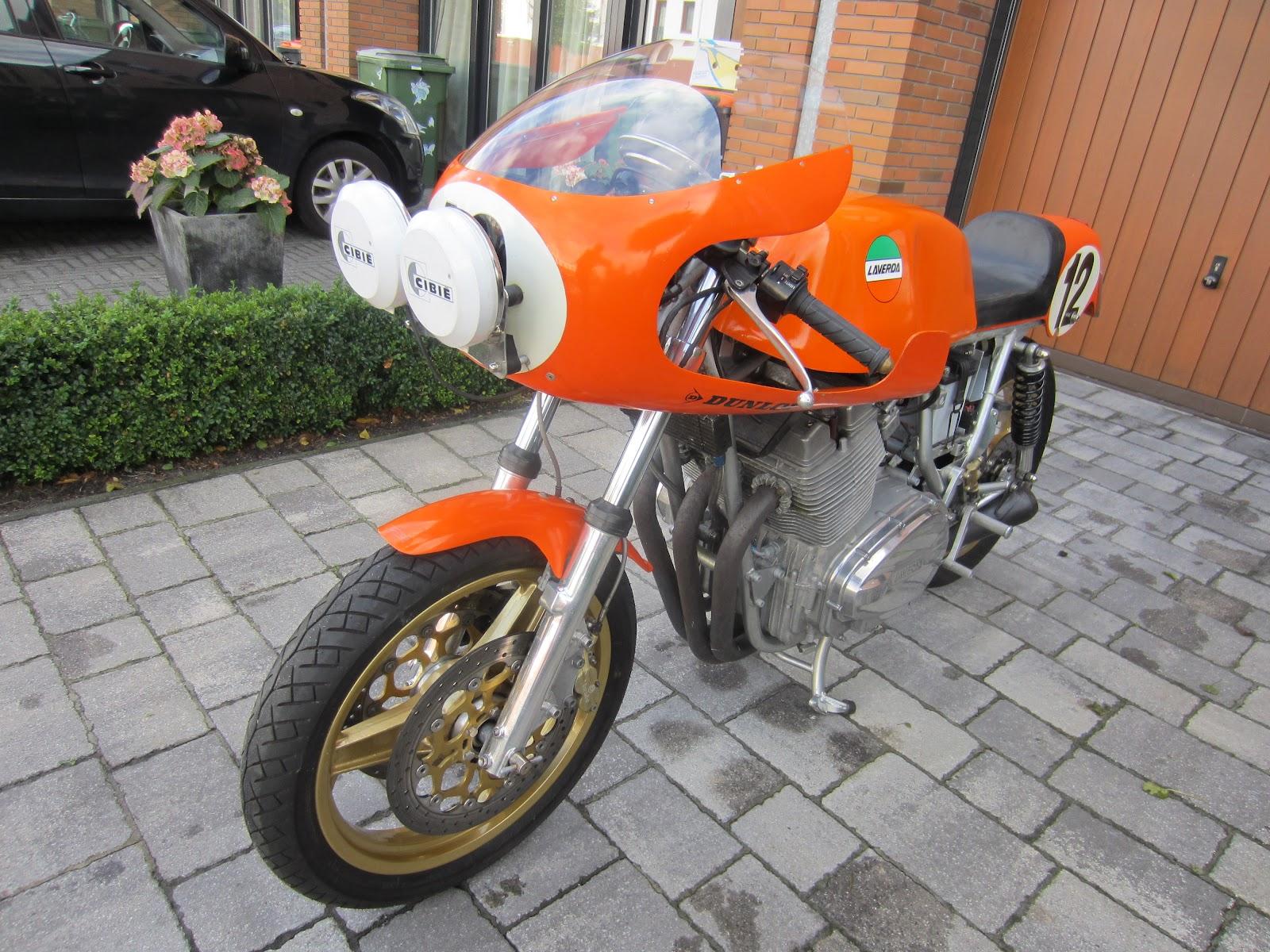 Dd Motorcycles Laverda 1000 Endurance Racer