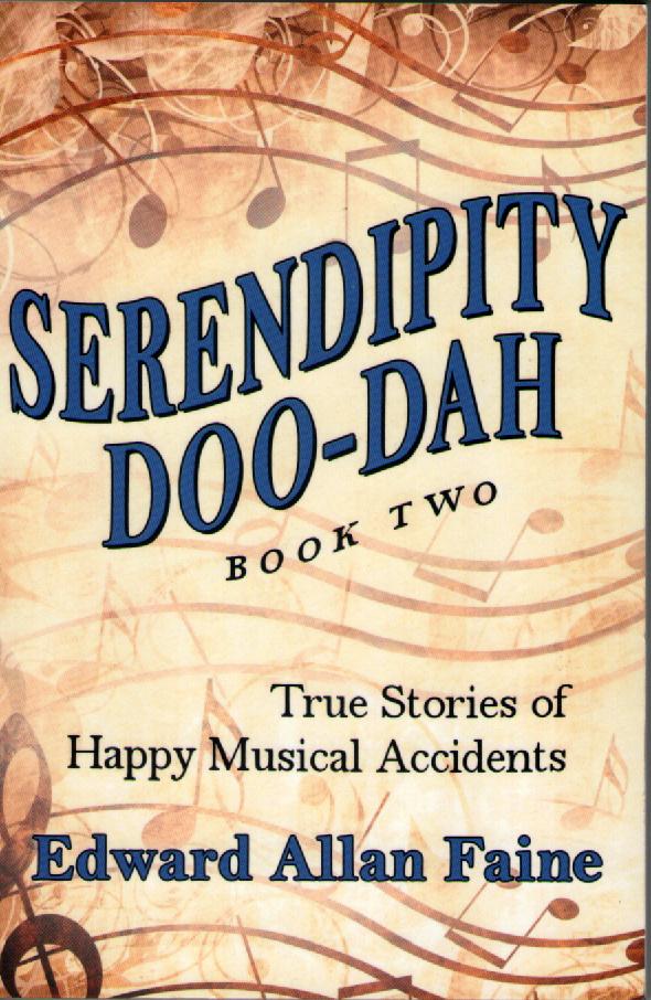 bebop spoken here: Book Review: Edward Allan Faine - Serendipity Doo