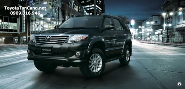 gia xe toyota fortuner toyota tan cang 2 - So sánh Toyota Innova và Fortuner: Lựa chọn nào cho xe 7 chỗ ? - Muaxegiatot.vn