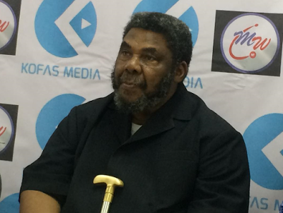 Movie producers who had invited me to Ghana lacked 'Pedigree' - Veteran actor, Pete Edochie