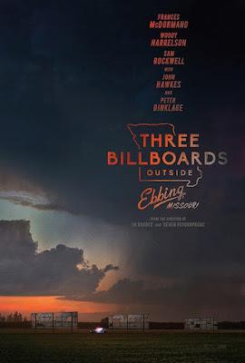 Camino a los Oscars. 3 Anuncios en las afueras. Mini crítica por J.C