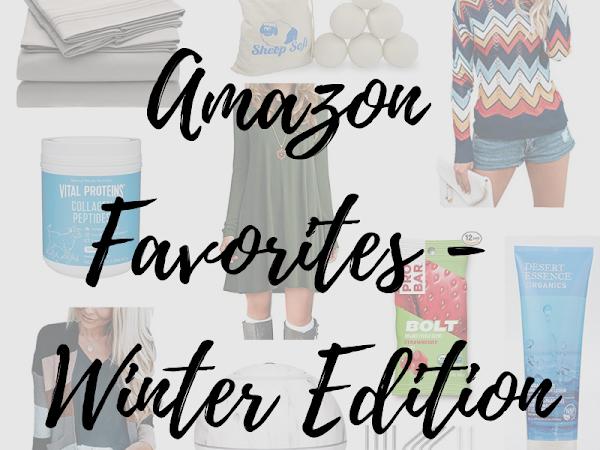 Amazon Fav's - Winter Edition