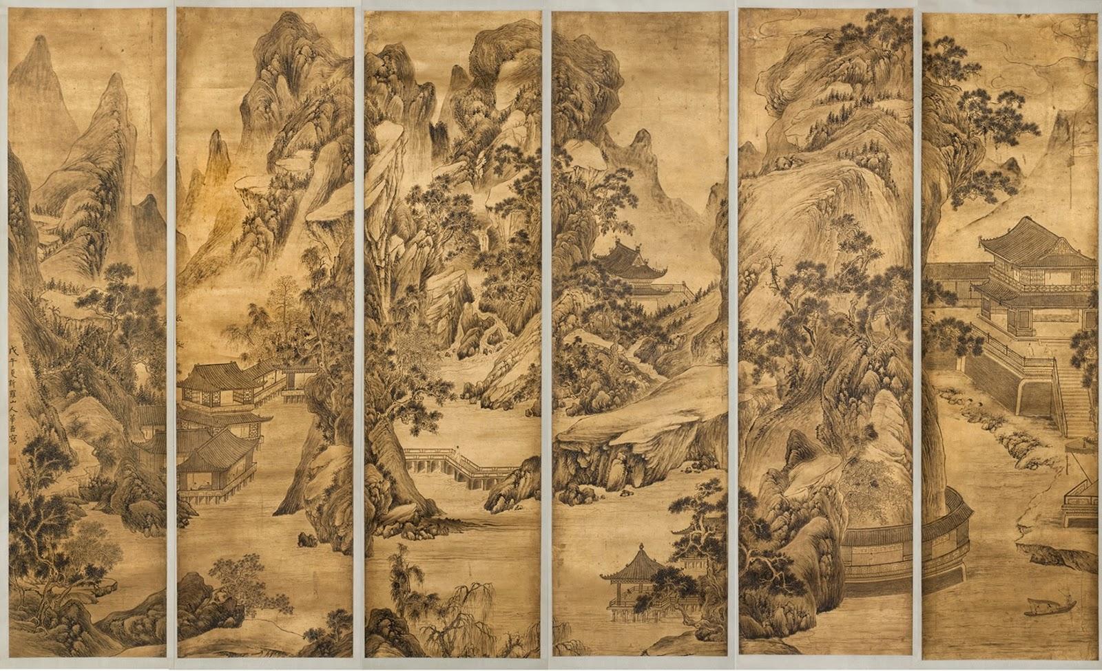 Asian Art Scrolls 28