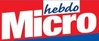 logo du magazine Micro-Hebdo