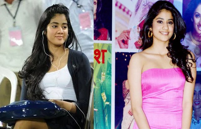 jhanvi kapoor profile age height boyfriend and bio