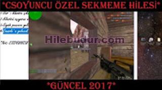 Counter Strike 1.6 Mermi Sekmeme,OtoKafa Hile 20.7.2017 CSOyuncu