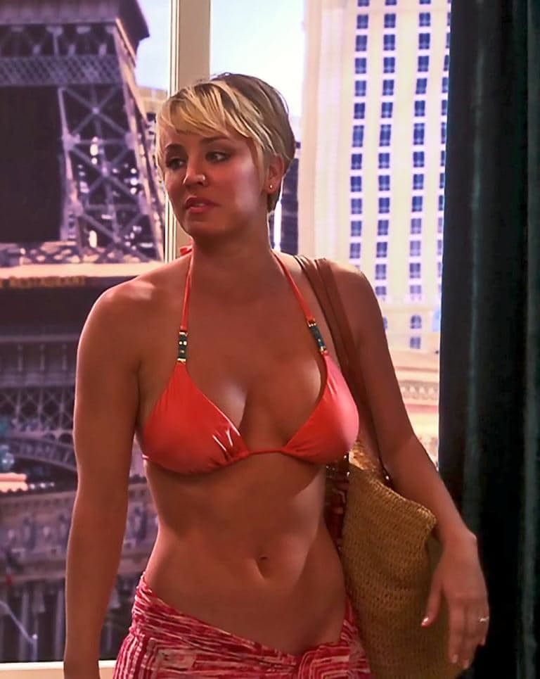 Charming answer kayley cuoco bikini