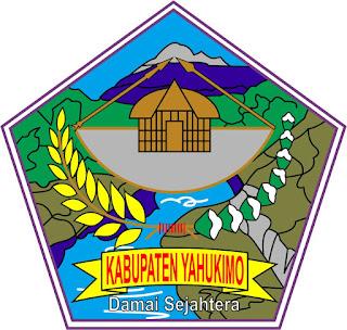 Download Logo Kabupaten Yakuhimo Papua CDR CorelDraw