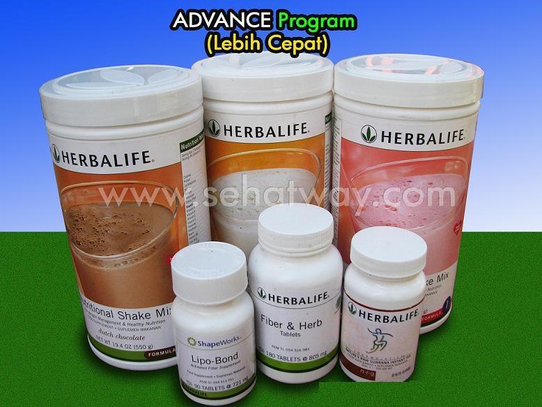 Cara Program Diet Herbalife Agar Berhasil Cepat Kurus