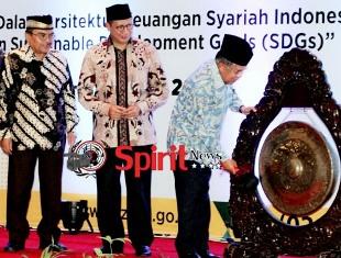 Kakanmenag Kab Sinjai,Hadiri Rakornas Baznas 2017 di Jakarta