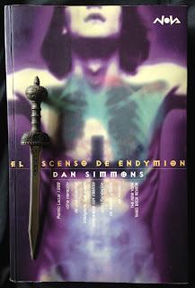 Portada del libro El ascenso de Endymion, de Dan Simmons