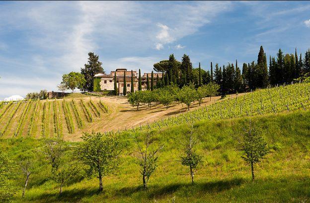 Chianti, Tuscany-Italy