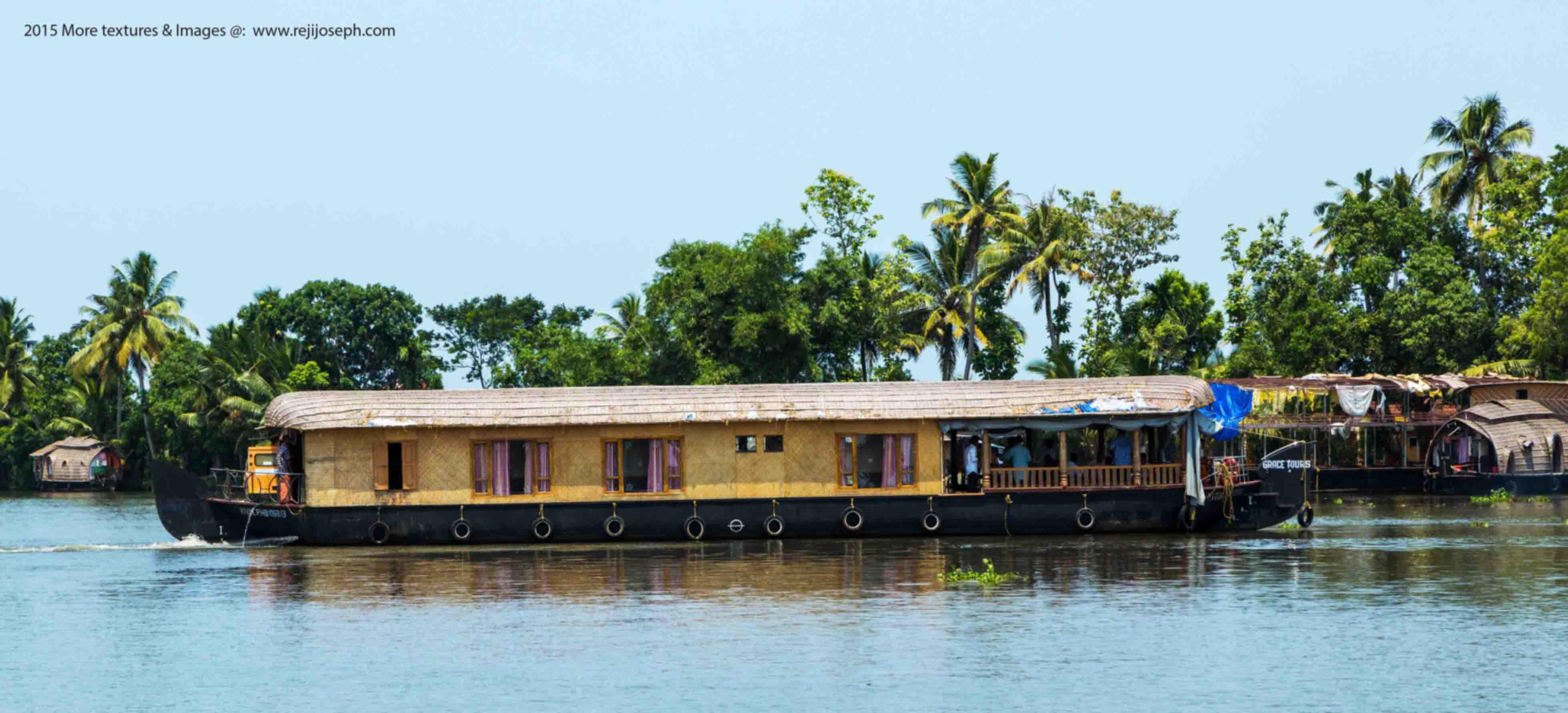 House boat Kerala 00004