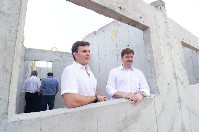 Em Petrolina, ministro do Desenvolvimento anuncia investimentos para água e pavimentação