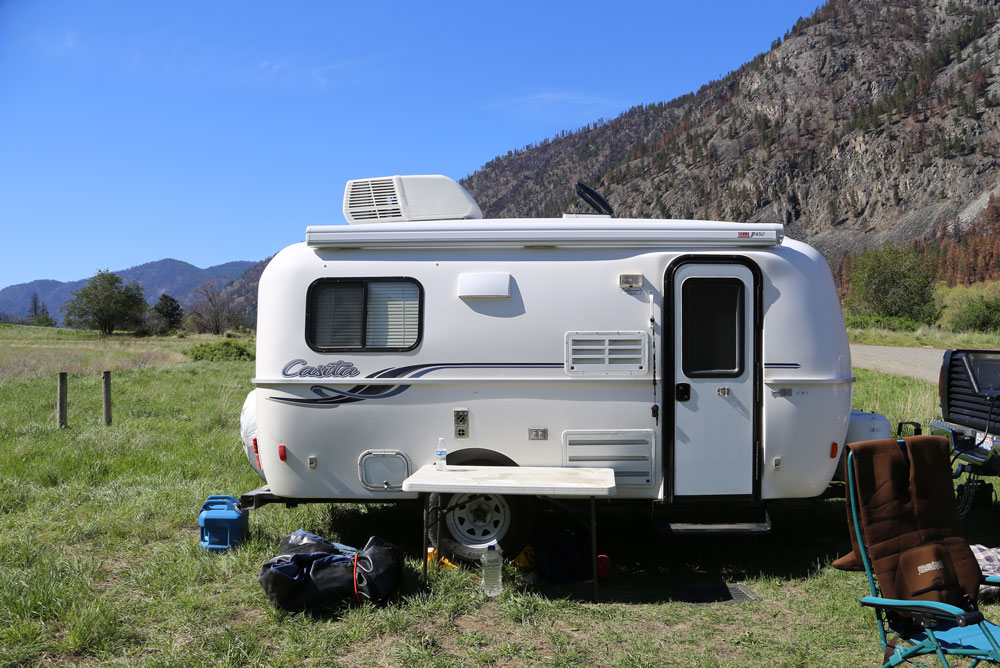 Best Small All Season Travel Trailer