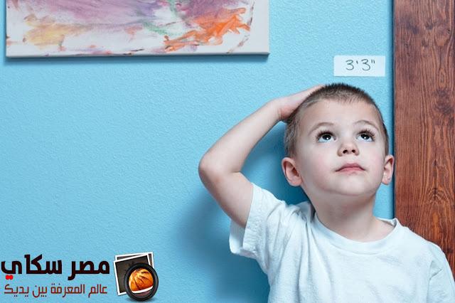 الوزن والطول الطبيعي عن الاطفال من 6 أشهر الى 13 سنة Weight and height