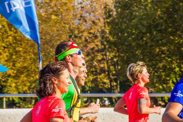 Пейсеры, Андрей Думчев, костюм черепашки-ниндзя, Марафон, бег в Сочи