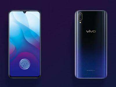 Spesifikasi Vivo V11 dan Gambar
