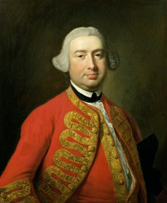 Thomas Hudson - John Beard as Macheath, 1743
