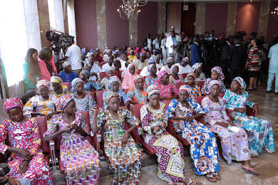 Chibok schoolgirl cries out