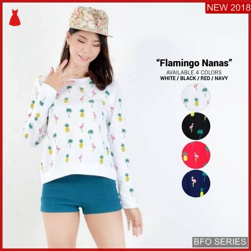 BFO023B29 ATASAN Model SWEATER BLOUSE Jaman Now MURAH BMGShop