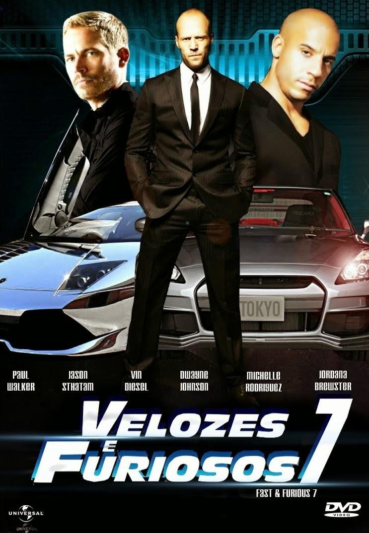 Velozes & Furiosos 7 - Full HD 1080p - Legendado