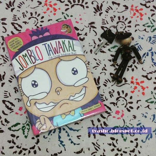~ Sulung Stories ~:  [Review Buku] Jomblo Tawakal