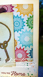 Card Challenge Mash Up #1 Close Up, Scrapper's Delight