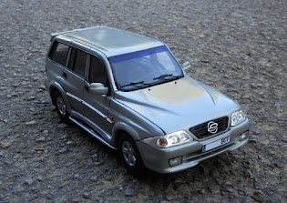 SsangYong Musso 2.9 TD '99 - Farrero Models