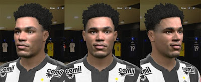 PES 2016 Junior Urso (Atl. Mineiro) Face by Smith Facemaker