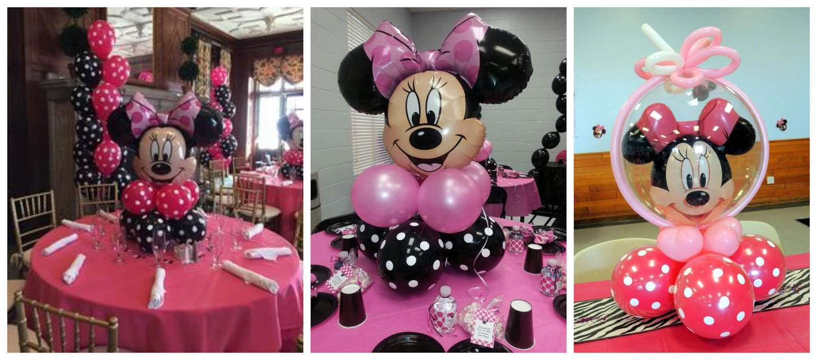 minnie mouse con globos » Full HD MAPS Locations - Another World ...
