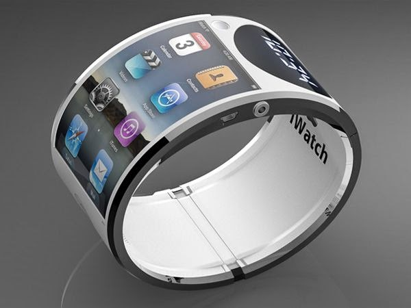 Apple iWatch Display