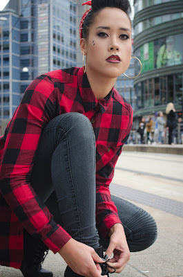 noiamnotaladyboy: Costume Party & Dressing as a Chola