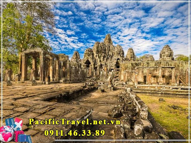 Du lịch Campuchia 4 ngày 3 đêm Siem Reap - Phnom Penh giá tốt hè 2017