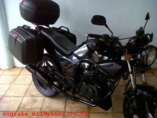 Jual Motor Honda Tiger Bekasi