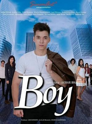 Lagu Ost Boy SCTV