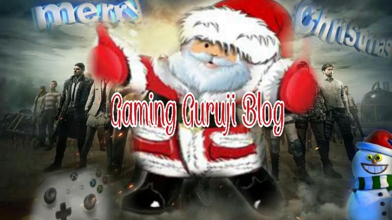 Celeberating Christmas xmas gaming