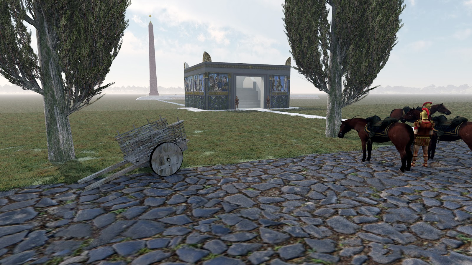 Virtual archaeology uncovers secrets of ancient Rome