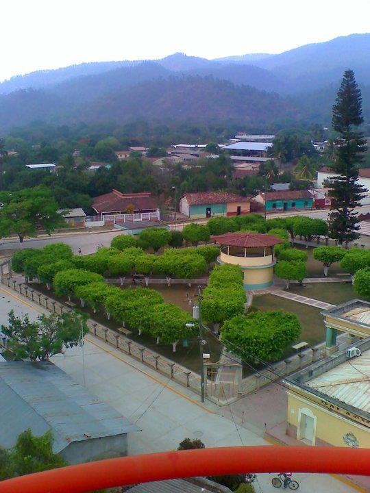 San Ignacio un rinconsito turistico de Honduras
