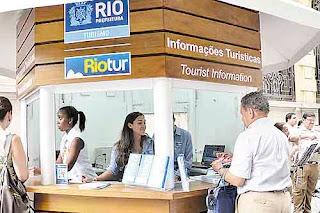 Turistas que visitarem o Rio de Janeiro terão informações sobre roteiros alternativos