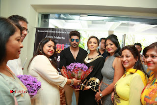 Bollywood Actress Sana Khan Launches Aakrithi Exibition  0408.JPG