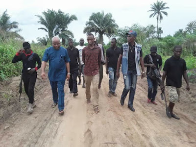 Kidnapper Who Killed Nigerian Lawmaker After Collecting Ransom Captured In A Forest