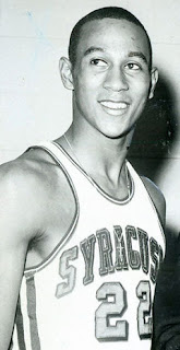 Syracuse Orangeman Dave Bing