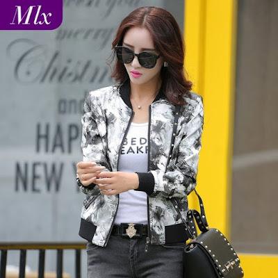 daftar harga jaket wanita terbaru