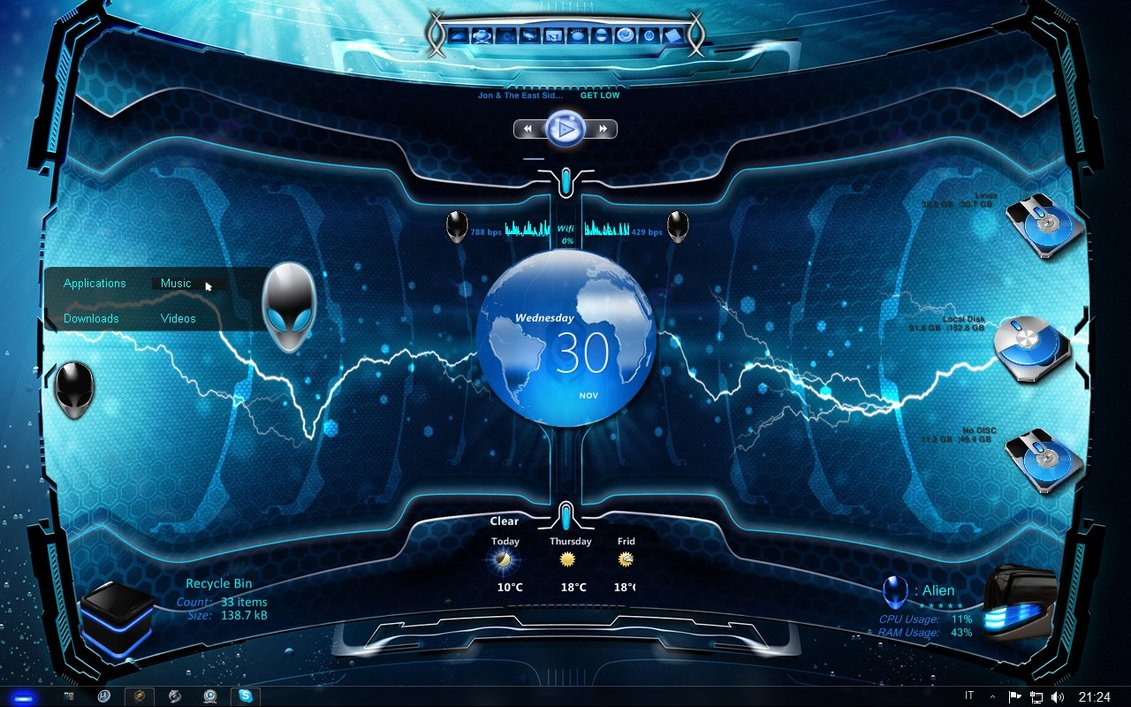 Windows 7 Themes Download 20 Best