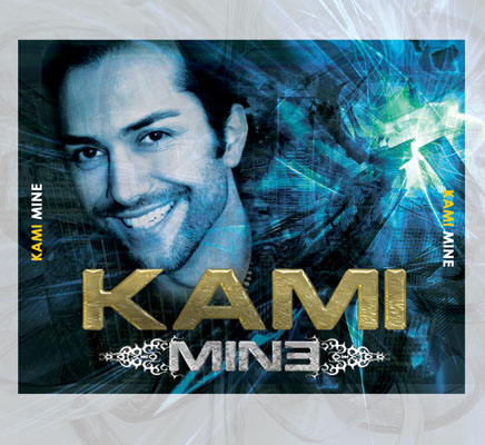 Kami Mine Album Cover CD Tray Design