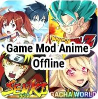Game Mod Anime Offline